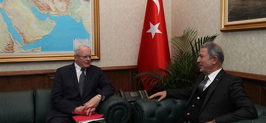 ABD'den Türkiye'ye Münbiç'te 'somut ilerleme' taahhüdü