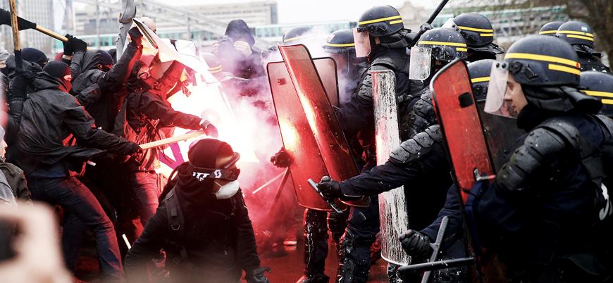 Fransız bakan: Sarı Yelekliler gösterileri kontrolden çıkan bir canavar yarattı