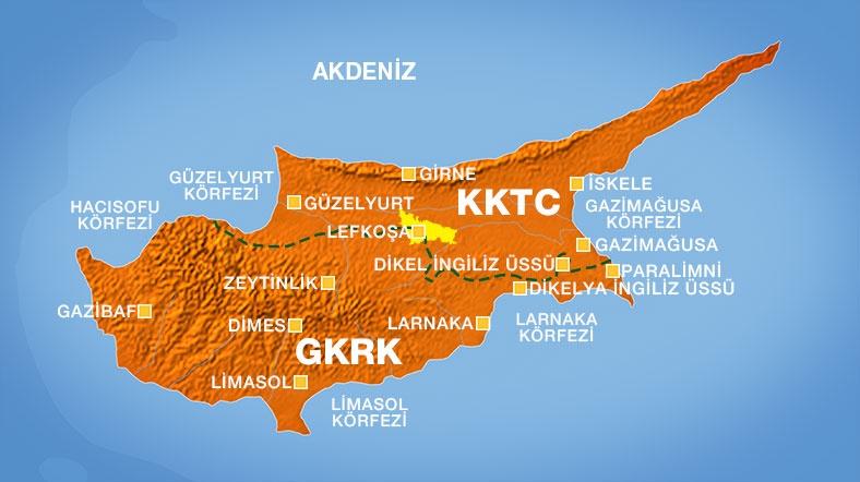 Kıbrıs için müzakereler devam ediyor
