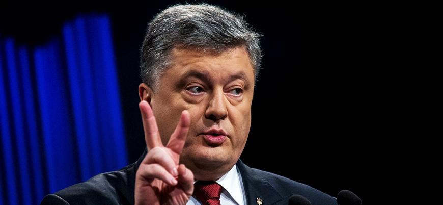Poroşenko'dan ABD ve Avrupa'ya: Limanları Rus gemilerine kapatın