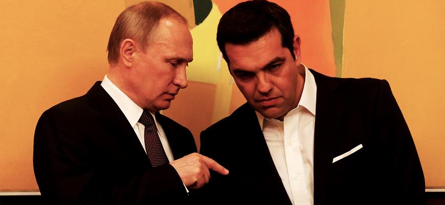 Yunanistan ve Rusya ilişkilerinde yeni dönem