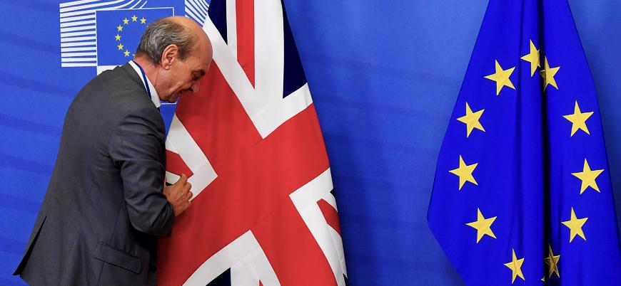 May: Brexit reddedilirse hükümet düşebilir