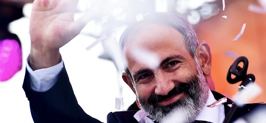 Ermenistan'daki erken seçimde Paşinyan koalisyonu birinci çıktı