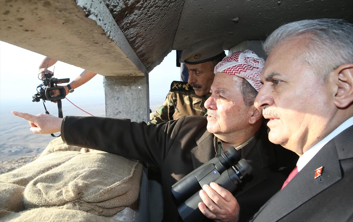 Yıldırım: PKK'ya karşı mücadele iki ülkenin meselesi