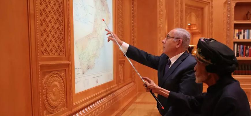 İsrail ve Umman arasında 'hava sahası' anlaşması