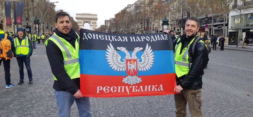 Fransa'daki protestolarda 'Rus parmağı' şüphesi