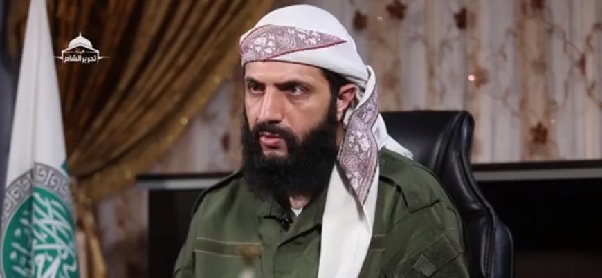 Esed rejiminden Tahrir el Şam lideri Cevlani'ye idam cezası