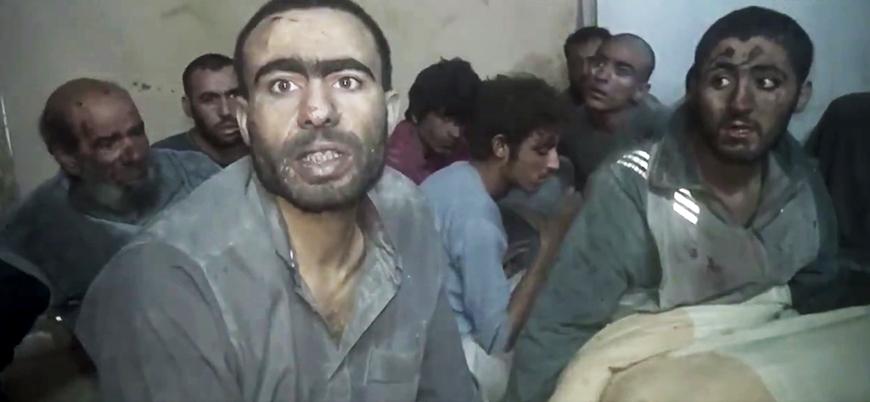 ABD uçakları 'yanlışlıkla' PKK mevzilerini bombaladı