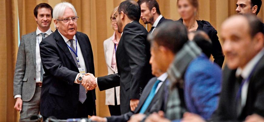 'Yemen görüşmeleri'nde ilk anlaşmadan sonuç çıkmadı