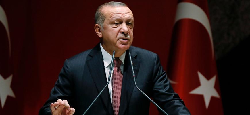 Erdoğan: Verilen sözler tutulmazsa harekata devam eder
