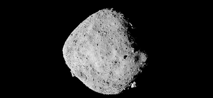 NASA uzay aracından tarihi keşif