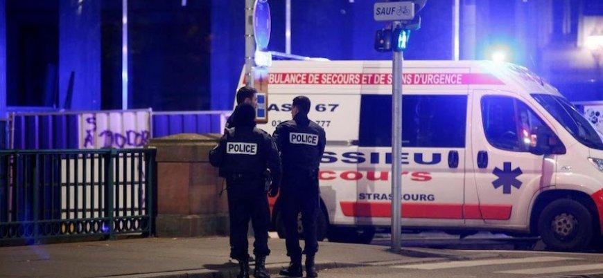 Fransa'da Noel pazarına saldırı: En az 4 ölü