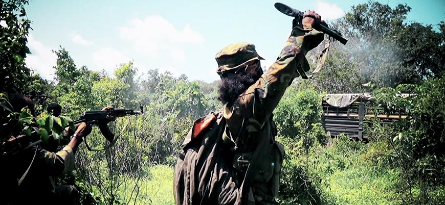 Eş Şebab Somali'de Etiyopya ordu konvoyunu vurdu