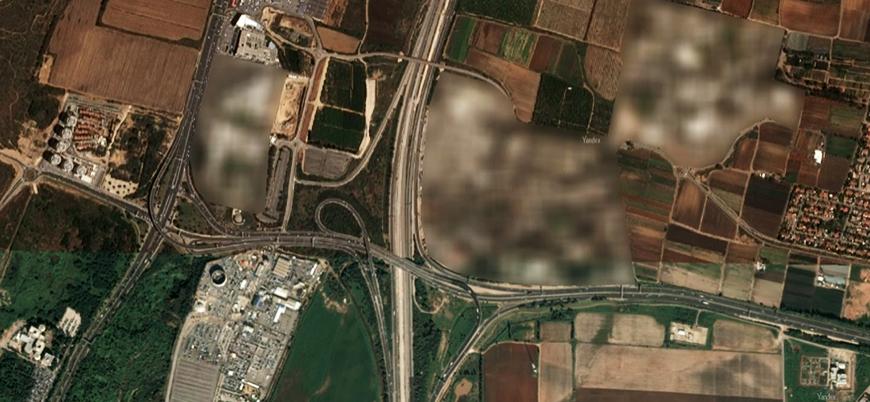 Yandex Türkiye ve İsrail'deki askeri üsleri deşifre etti