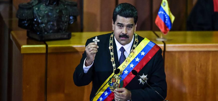 Maduro: ABD beni öldürüp darbe yapmak istiyor