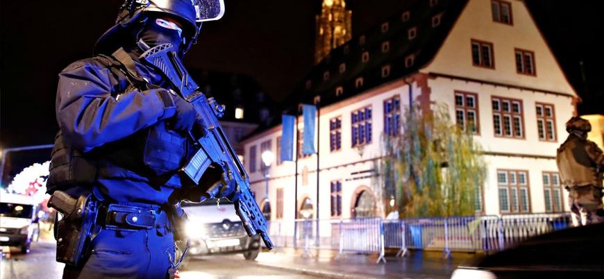Fransa Strazburg saldırısı failinin peşinde: Halka 'yardım çağrısı'
