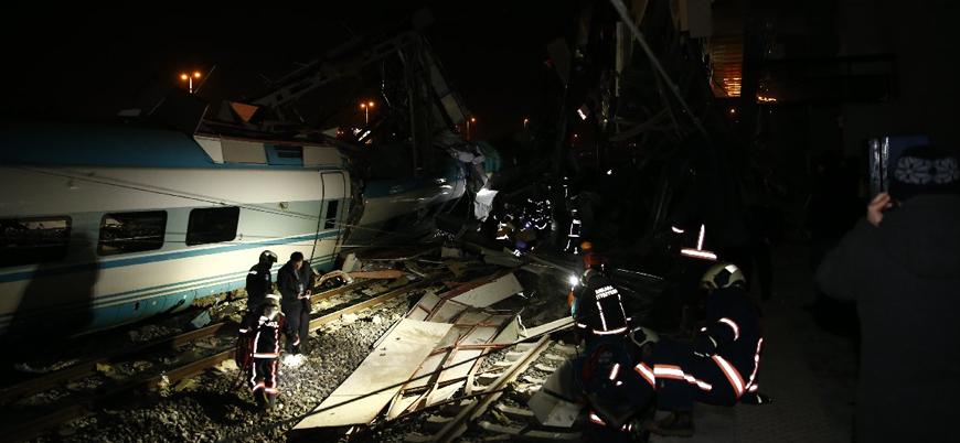 ABD Büyükelçiliği'nden 'tren kazası' açıklaması