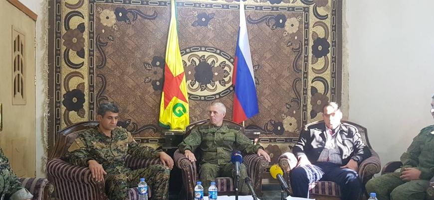 Rusya: Kürt güçler sınırdan çekilmezse TSK ile teke tek kalacaklar, ayırmayacağız