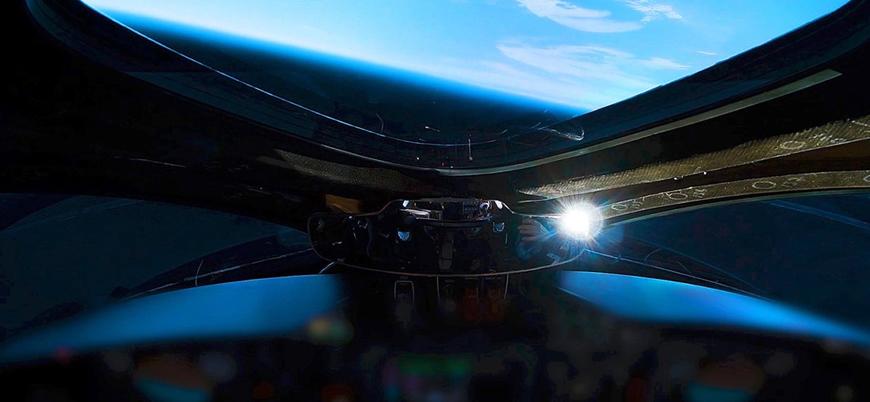 Uzay turizmine bir adım daha yaklaşıldı