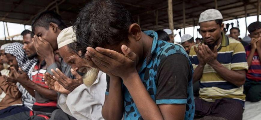 """ABD'den Rohingyalılara yapılanlara """"soykırım"""" diyen yasa tasarısına onay"""