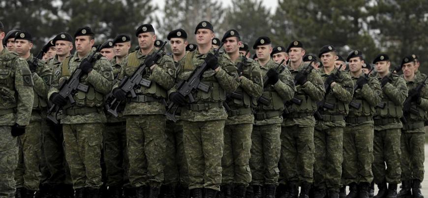Sırbistan karşı çıkıyordu: Kosova meclisi ordu kurma kararını onayladı