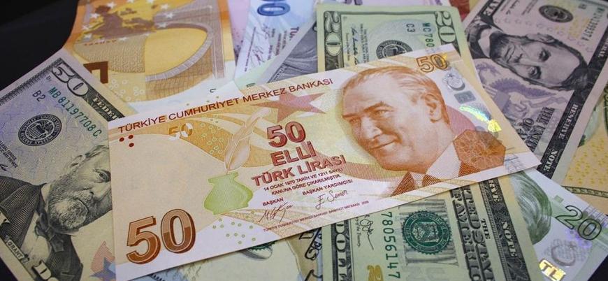 Dolar endeksi yükseliyor: Kur 5.40 seviyesinde