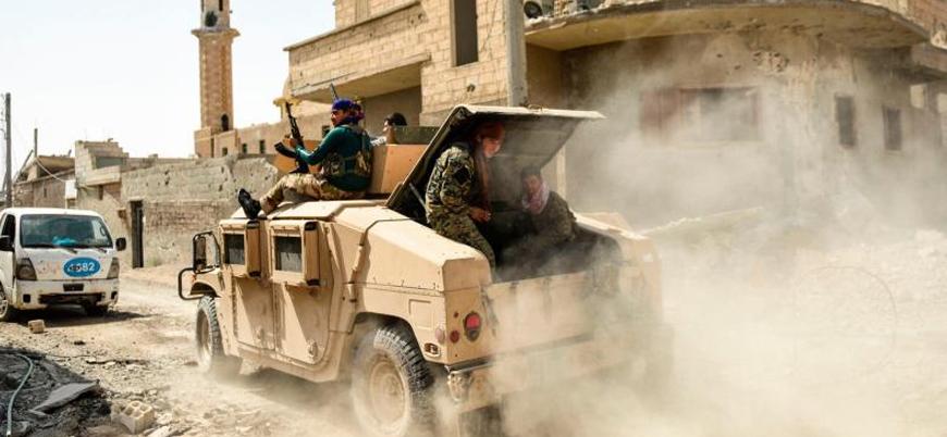 ABD-YPG/PKK ittifakı Suriye'de IŞİD'in son kalesini ele geçirdi