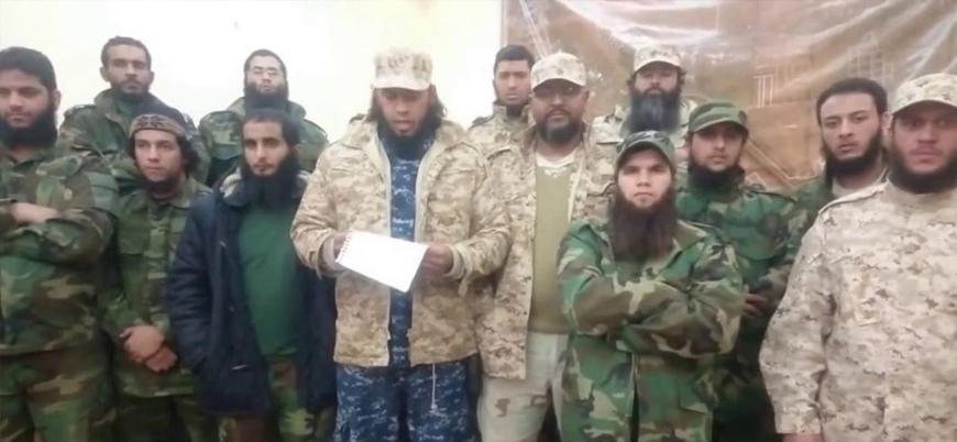 Libya'da Hafter saflarındaki Suudi Arabistan destekli 'Medhali Selefiler'