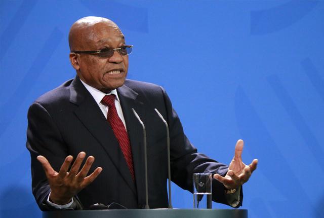 """Güney Afrika Başkanı'ndan """"İsrail'e gitmeyin"""" uyarısı"""