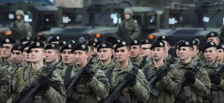 Kosova'nın ordu kararı sonrası gerilim artıyor: Sırbistan'dan 'işgal' tehdidi