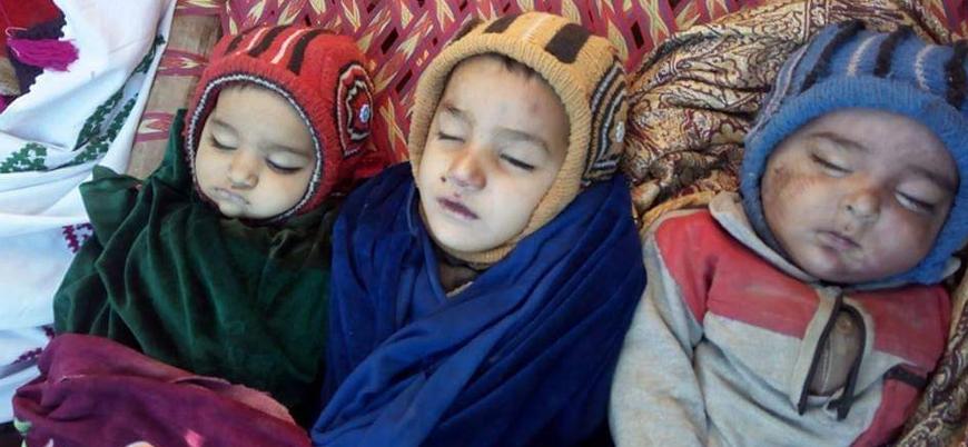 ABD Afganistan'ın Kunar ilinde sivilleri vurdu: 65 ölü