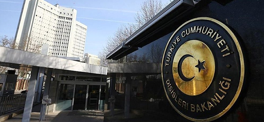 Bağdat hükümetinin verdiği notaya Türkiye'den yanıt