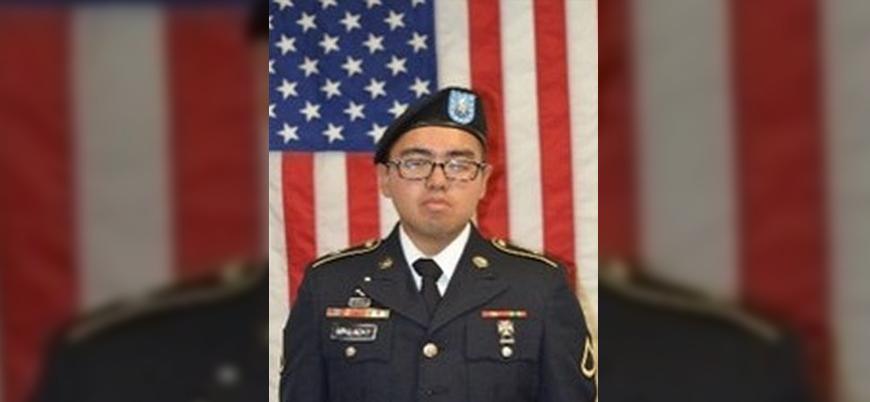 Afganistan'ın başkenti Kabil'de bir ABD askeri öldü