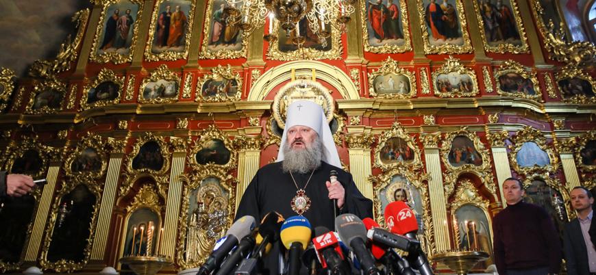 Ukrayna Ortodoks Kilisesi resmen kuruldu
