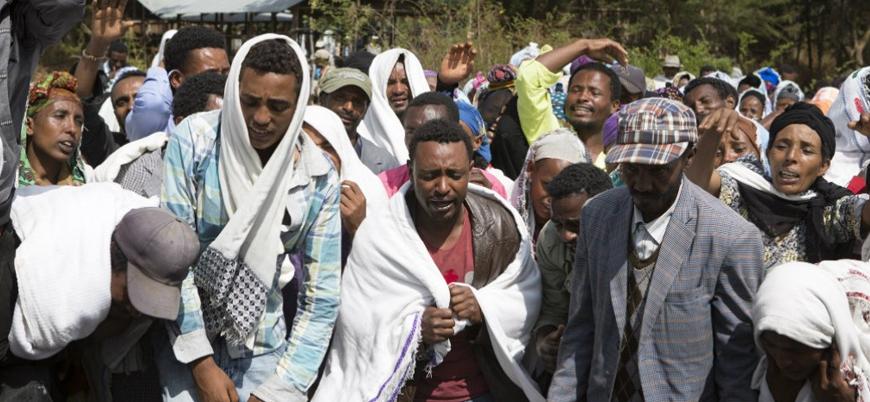 Etiyopya'da etnik çatışma: 82 ölü ve yaralı