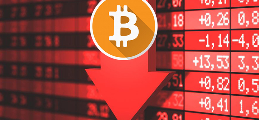 Bitcoin 6 haftada değerinin yarısını kaybetti