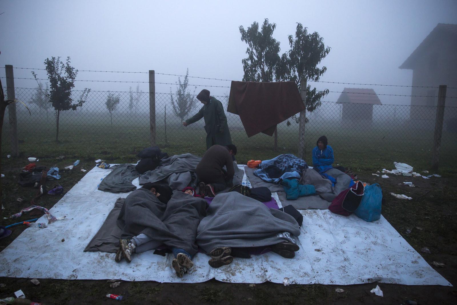 Avrupa'da 38 kişi soğuktan öldü