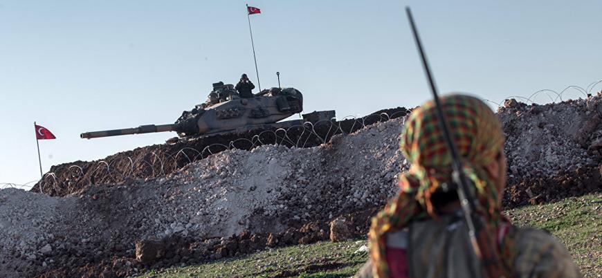 YPG'den Esed rejimine çağrı: Türkiye'ye karşı iş birliğine hazırız