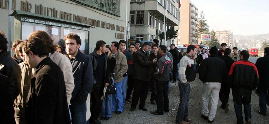 İşsizlik rakamları açıklandı: Kayıtlı işsiz sayısı 4 milyonu aştı