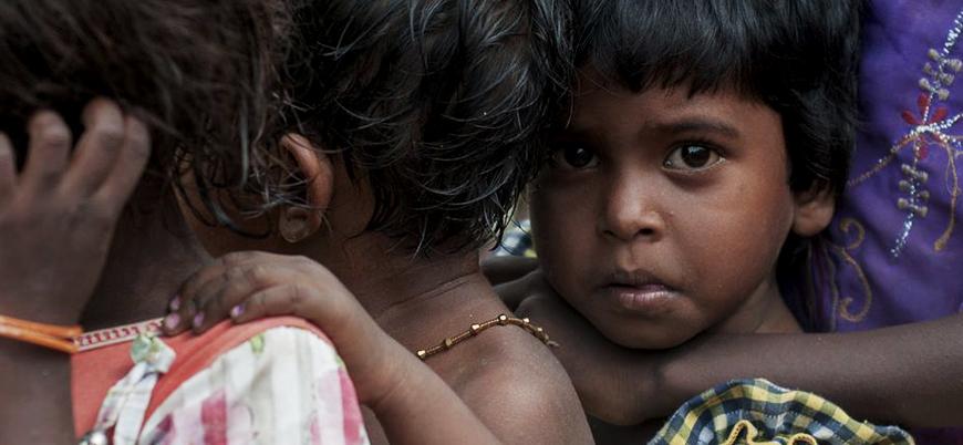 Hindistan'da tecavüze uğrayan 3 yaşındaki çocuk yaşam mücadelesi veriyor