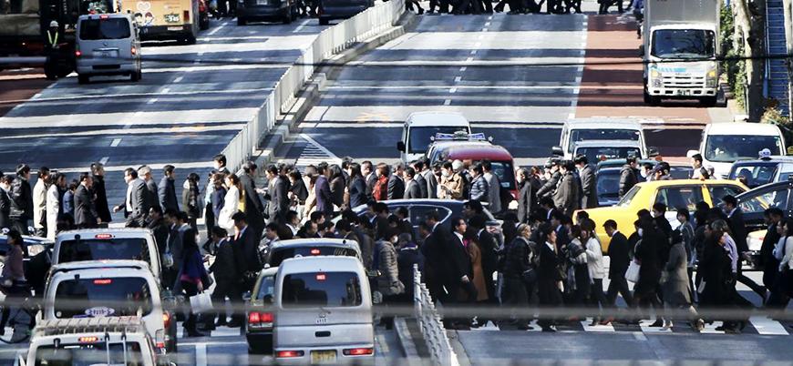 Sebep yaşlı nüfus: Japonya 345 bin yabancı işçi alacak