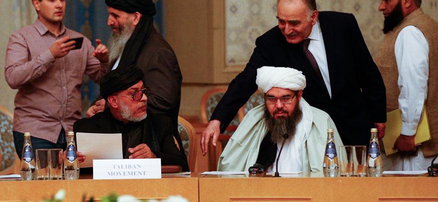 Taliban'dan ABD ile ateşkes görüşmelerine dair açıklama