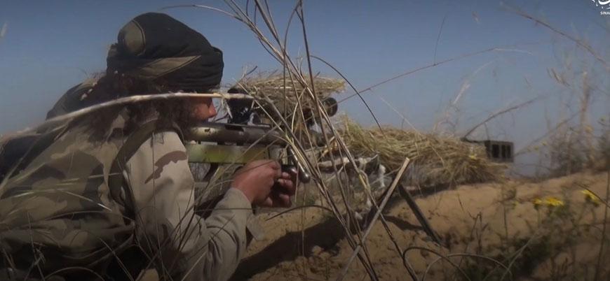 IŞİD Mısır'da ordu konvoyuna saldırdı