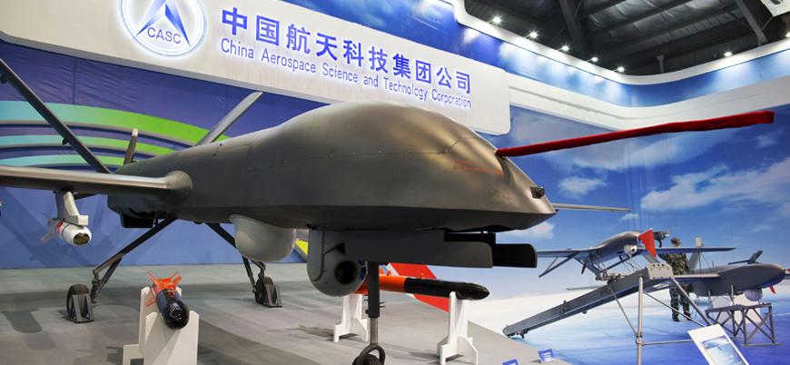 Çin yapımı silahlı İHA'lar Ortadoğu'da yaygınlaşıyor