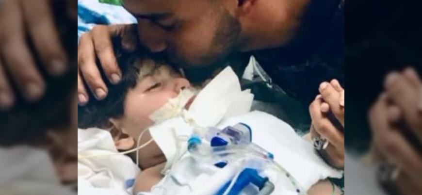 ABD Yemenli anneye ölüm döşeğindeki çocuğuna ziyaret izni vermiyor