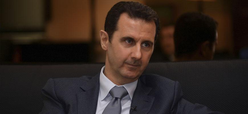 ABD: Suriye'de Esed rejiminin değişmesi gibi bir isteğimiz yok