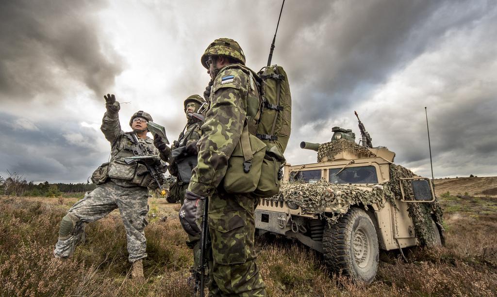 ABD'den Avrup'ya büyük çaplı askeri sevkiyat