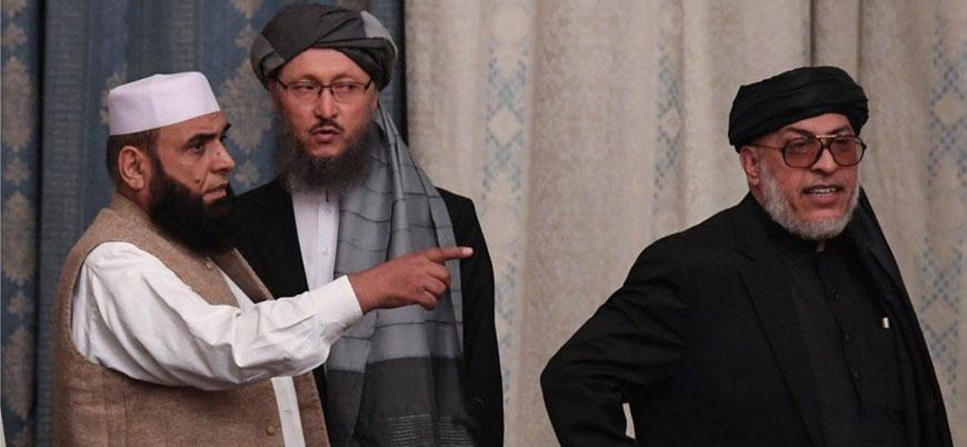 Taliban'dan ABD'ye 'müzakereleri dondurma' tehdidi