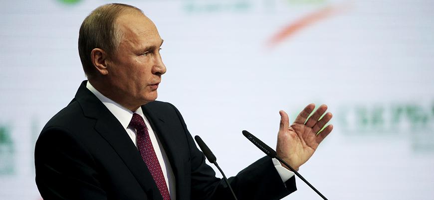 Putin'den Suriye açıklaması: Esed'e destek olmaya devam edeceğiz