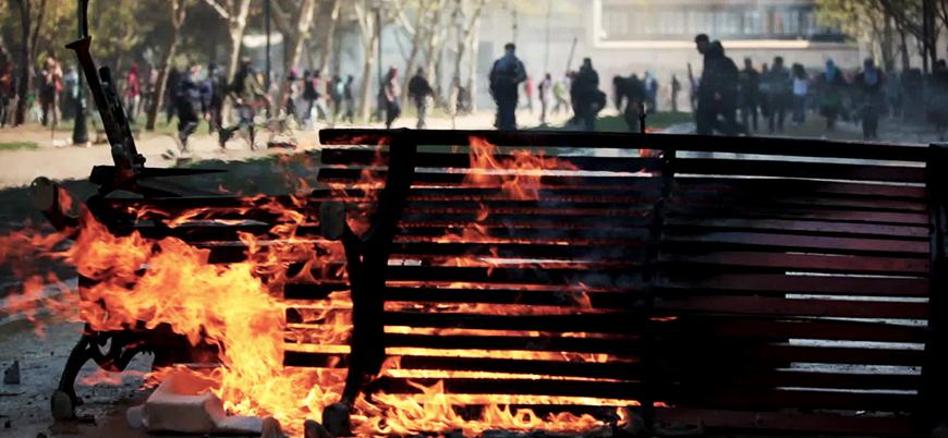 Şili limanlarındaki protestolar meyve ihracatını zora soktu